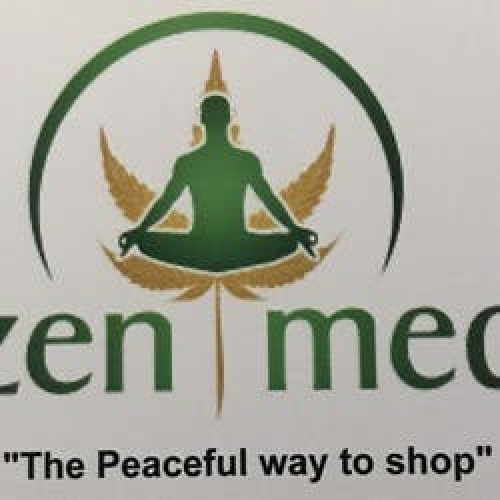 Zen Meds Delivery marijuana dispensary menu