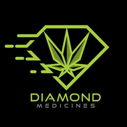Diamond Medicines marijuana dispensary menu