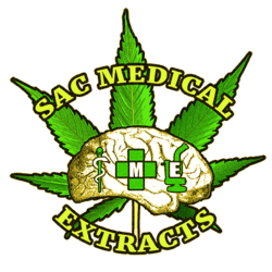 Sac Medical Extracts marijuana dispensary menu