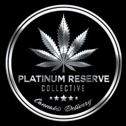 Platinum Reserve Collective marijuana dispensary menu