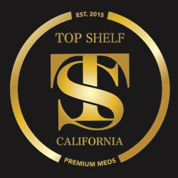 Top Shelf Medical marijuana dispensary menu