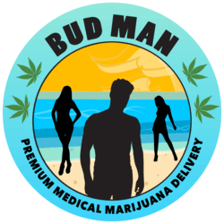 Bud Man marijuana dispensary menu