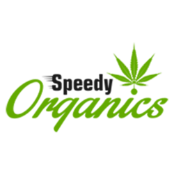 Speedy Organics marijuana dispensary menu