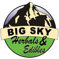Big Sky Herbals and Edibles marijuana dispensary menu
