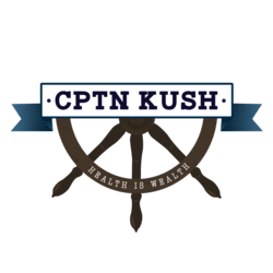 Cptn Kush marijuana dispensary menu