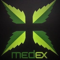 MedEx marijuana dispensary menu