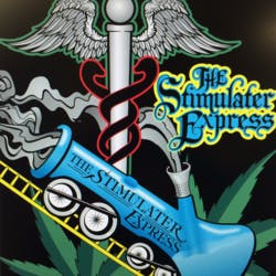 The Stimulater Express  Selma marijuana dispensary menu