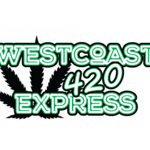 West Coast 420 Express marijuana dispensary menu