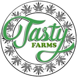 Tasty Farms Delivery marijuana dispensary menu