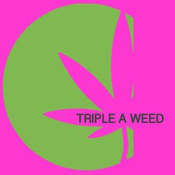 Triple A Weed marijuana dispensary menu