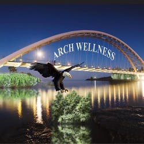 Arch Wellness marijuana dispensary menu