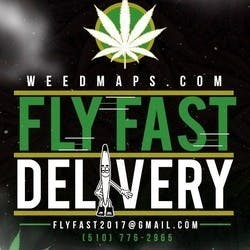 Fly Fast Delivery  Berkeley marijuana dispensary menu