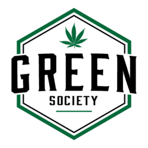 Green Society Medical marijuana dispensary menu