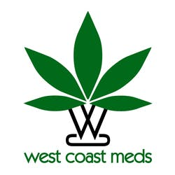 West Coast Meds marijuana dispensary menu
