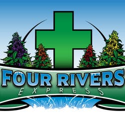 Four Rivers Express marijuana dispensary menu