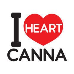 Heart Canna marijuana dispensary menu