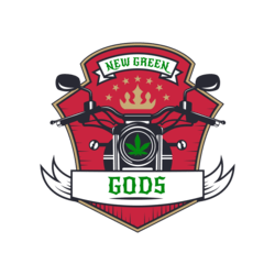 New Green Gods marijuana dispensary menu