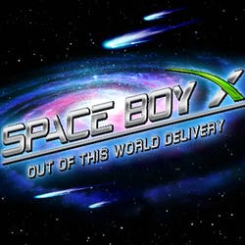 Space Boy X marijuana dispensary menu