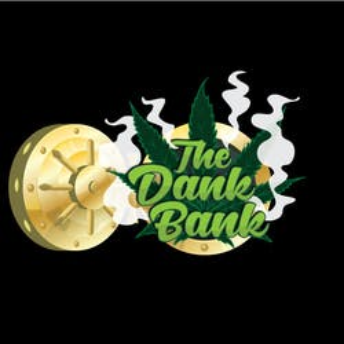 The Dank Bank marijuana dispensary menu