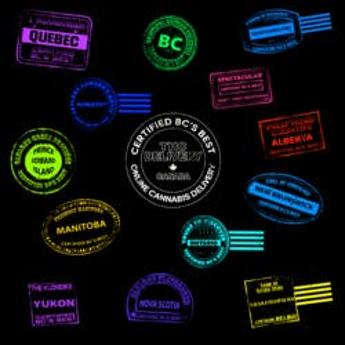 THC Delivery marijuana dispensary menu