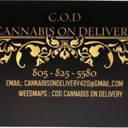 COD Cannabis on Delivery