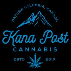 Kana Post marijuana dispensary menu