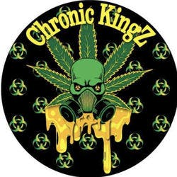 Chronic Kings marijuana dispensary menu