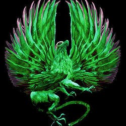 The Green Griffin