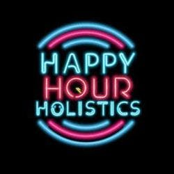 Happy Hour Holistics marijuana dispensary menu