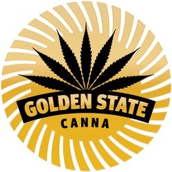 GOLDEN STATE CANNA Medical marijuana dispensary menu