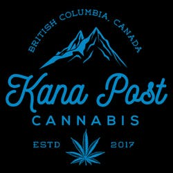 KANA POST Medical marijuana dispensary menu