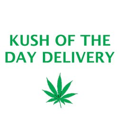Kush marijuana dispensary menu