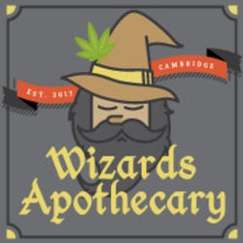 Wizards Apothecary marijuana dispensary menu