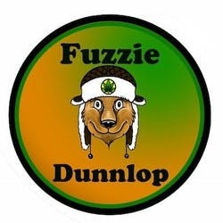 Fuzzie Dunnlop marijuana dispensary menu