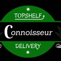 Top Shelf Connoisseur marijuana dispensary menu