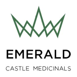 Emerald Castle Medicinal marijuana dispensary menu