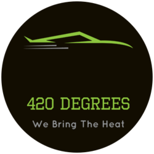 420 Degrees Medical marijuana dispensary menu