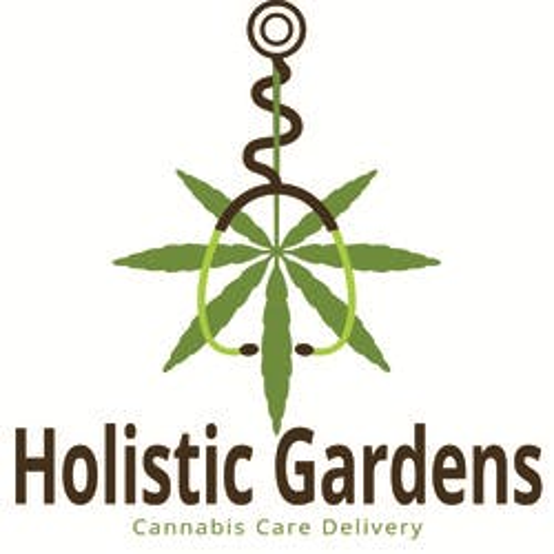 Holistic Gardens Delivery marijuana dispensary menu