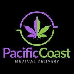 Pacific Coast Medical marijuana dispensary menu