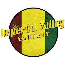 Imperial Valley Sanctuary marijuana dispensary menu