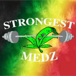 STRONGEST MEDZ Medical marijuana dispensary menu