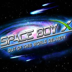 Space Boy X marijuana dispensary menu