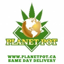 Planet Pot marijuana dispensary menu