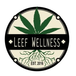 LEEF WELLNESS marijuana dispensary menu