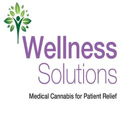 Wellness Solutions marijuana dispensary menu