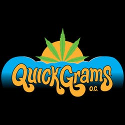 QuickGrams OC marijuana dispensary menu