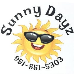 Sunny Dayz marijuana dispensary menu
