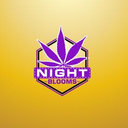 NIGHT BLOOMS  MARTINEZ Medical marijuana dispensary menu