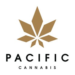 Pacific Cannabis marijuana dispensary menu