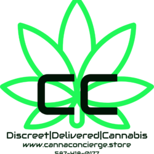 CannaConcierge marijuana dispensary menu